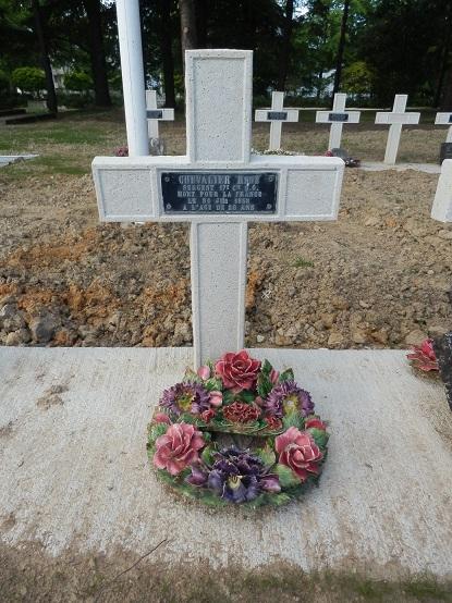 Sergent René CHEVALIER Commando Nord Vietnam N°15 MPLF 30/6/1953 524832P6150927Copie