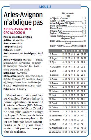 AC ARLES AVIGNON /// CLUB ET STADE  - Page 15 525207649