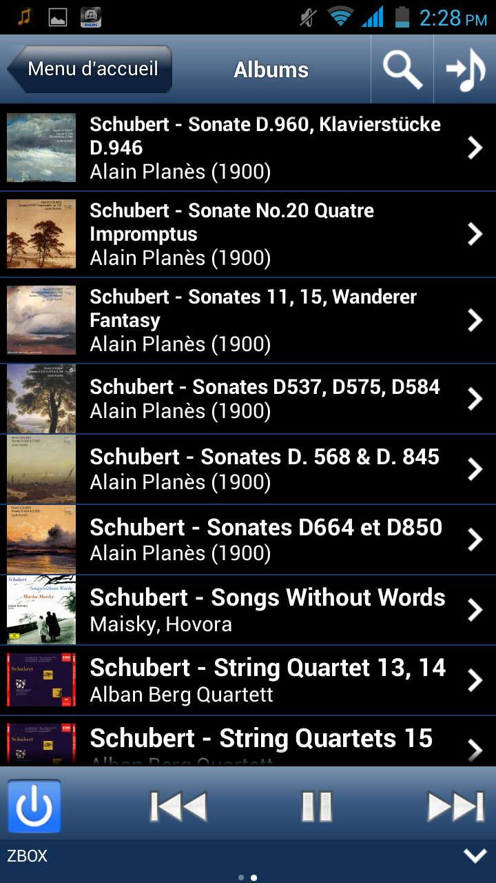 Vous écoutez vos disques sur quel matériel ?... (3) - Page 2 525237Screenshot20160220142845