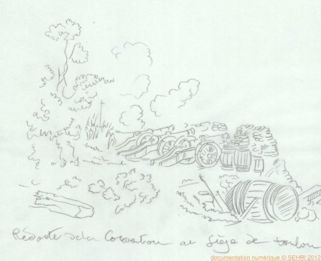 le siège et la prise de Toulon - 1793 525912CCI2709201200003