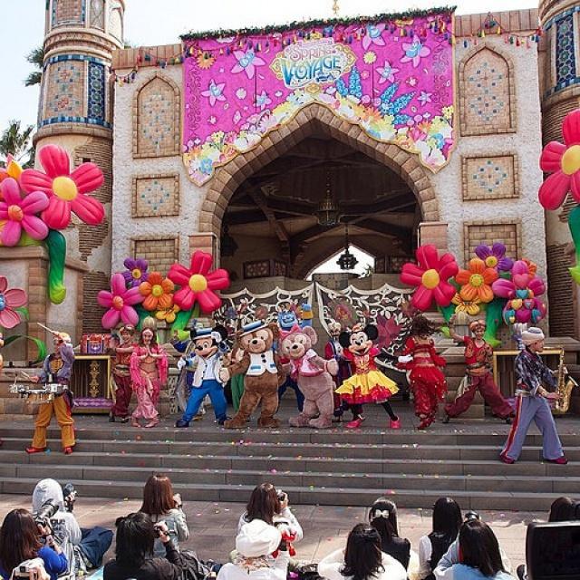 [Tokyo Disneyland] Nouvelle parade : Hippiti-Hoppiti Spring Time (du 2 avril au 23 juin 2014) 526407tds12