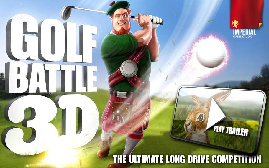[JEU] GOLF BATTLE 3D: Jeu de golf très bien fait [Payant] 5265382
