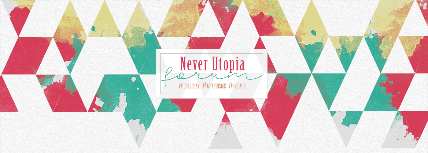 Never Utopia - graphisme, codage et game design