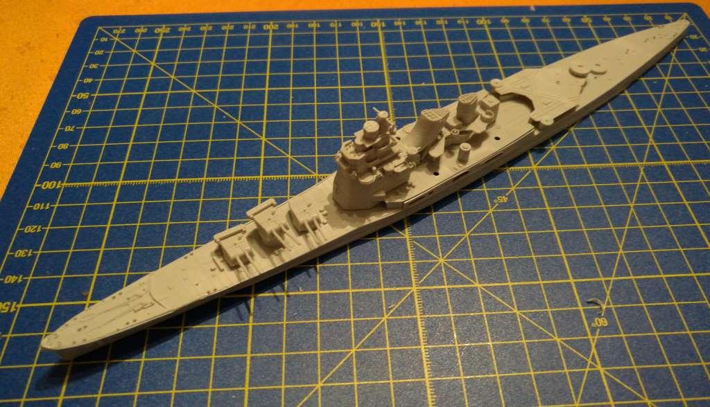 Croiseur TAKAO 1944 1/700 Pit-Road 527266Takao9