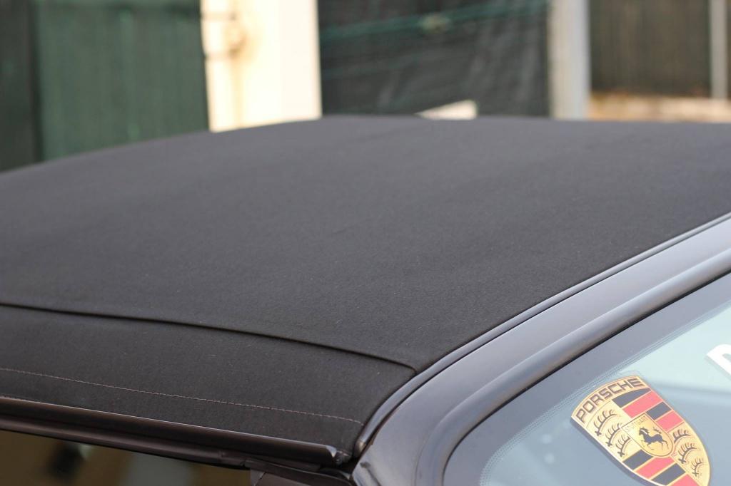 PORSCHE 993 Cabrio - Preparazione interna/esterna 5274340914