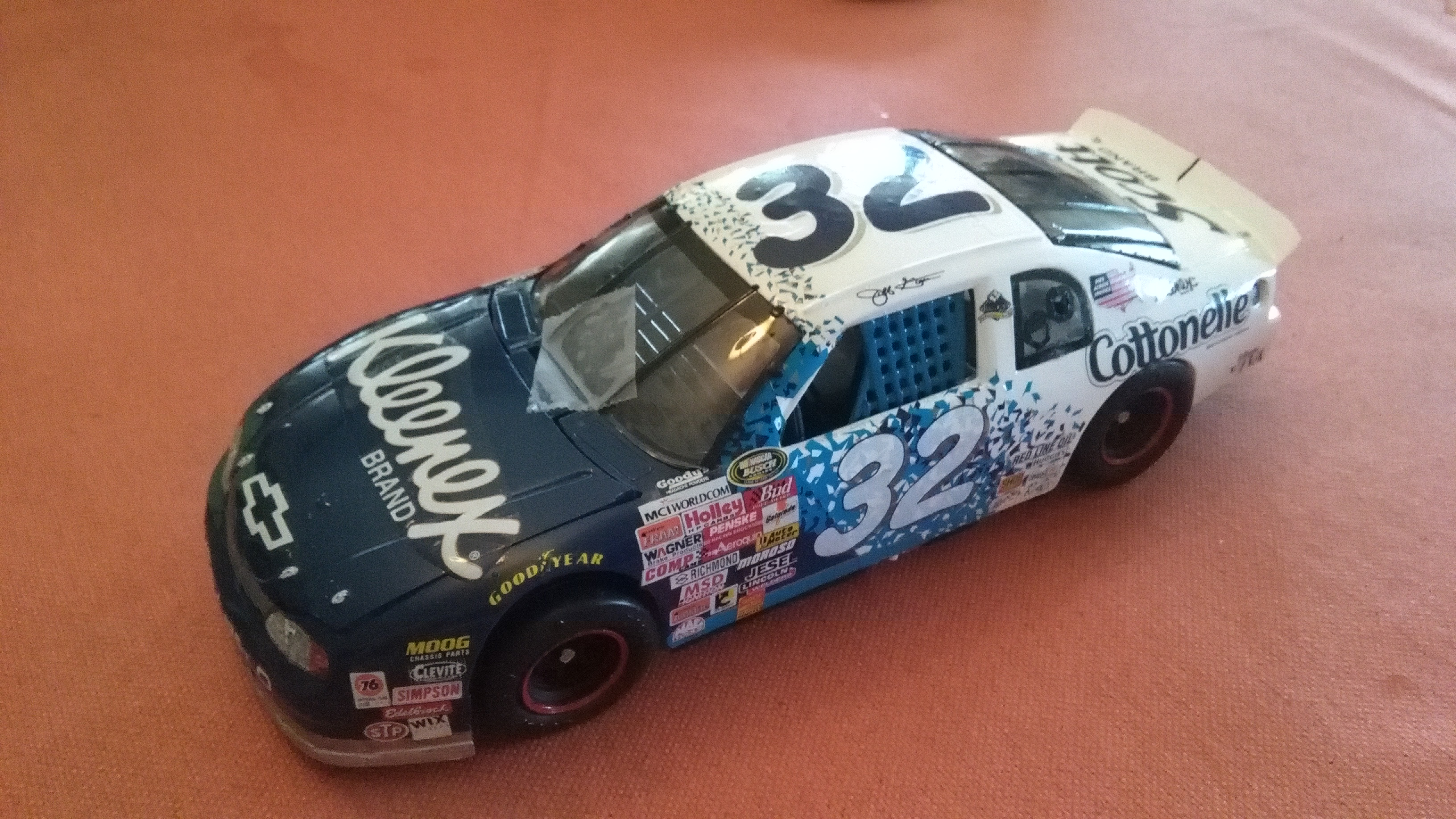 Chevy Monte-Carlo 1998 #32 Jeff Green Kleenex-Cottonelle   527943IMG20160124154510