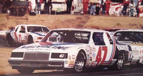 Buick 1981-85 #47 Valvoline Ron Bouchard 5280250buick8185472