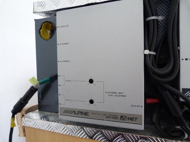 //////Alpine CTA 1505, un super tuner pour un système évolutif! 528285P1130647