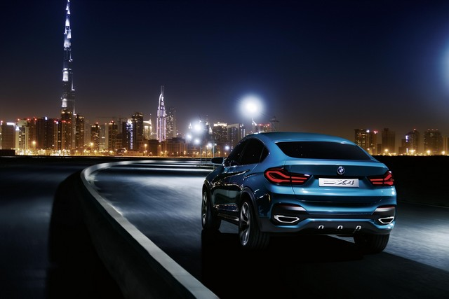 BMW Group au 92e European Motor Show Brussels 528394BMWConceptX41