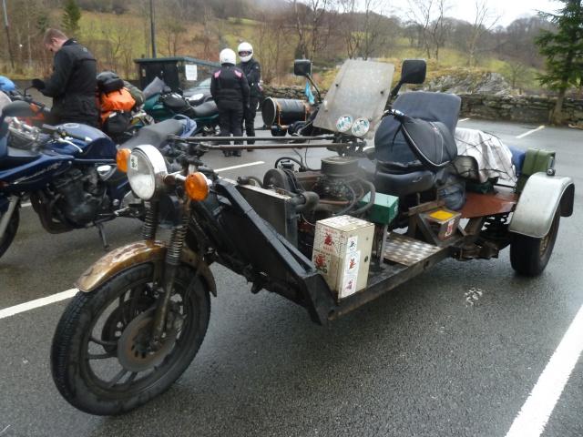 52 eme Dragon rally : une hivernale au pays de Galles (2013) 528494P1240256