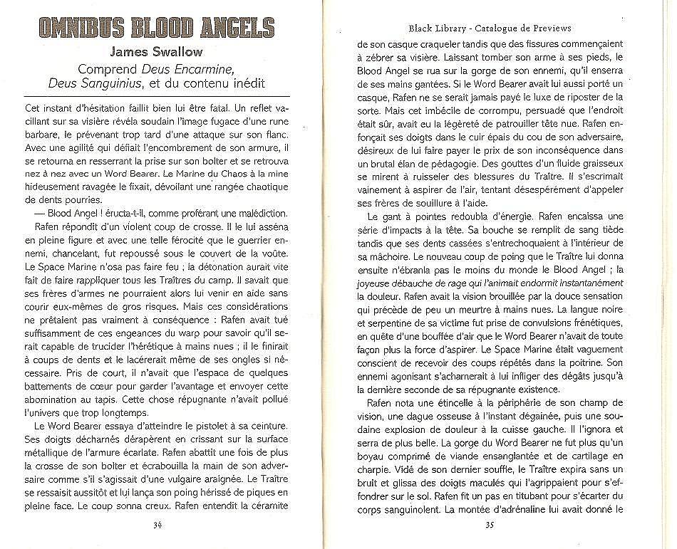 Blood Angels Omnibus de James Swallow 529201angels1