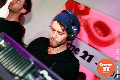 DJ au Creme 21, Heilbronn 23/01/2010 52980098_vi