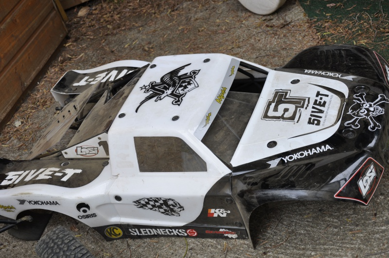 Projet LOSI 5ive Brushless - Page 2 530107DSC0028