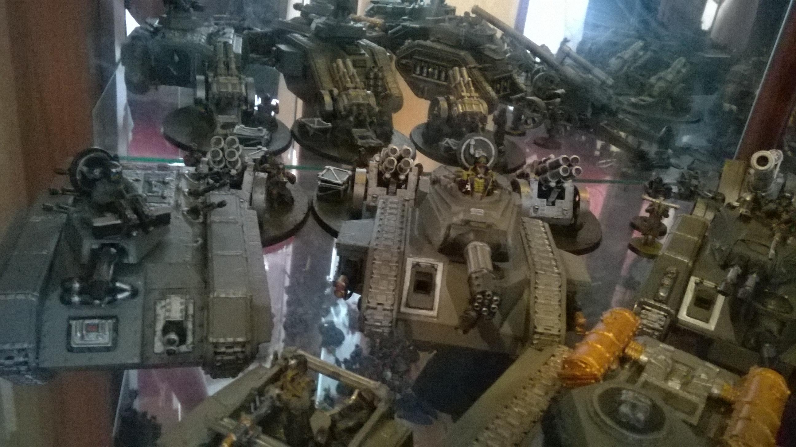 Les Armées de Nico. (Battle & 40K) 5303709834
