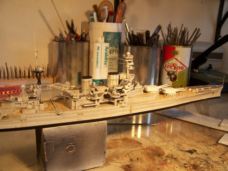 Hms Repulse conversion airfix 1/600 - Page 3 530741HmsRepulse033