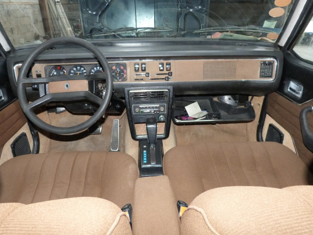 Renault 30 TS automatic - 1978 530760P1000993