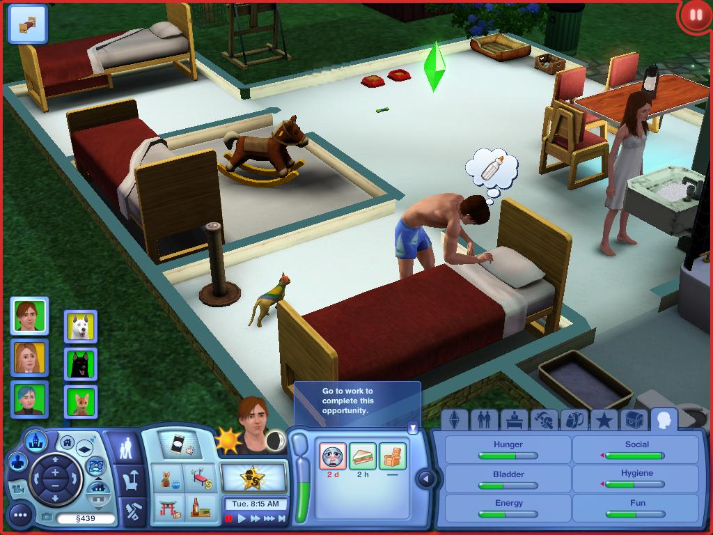 Les Sims ... Avec Kimy ! 530902Stanfaitsonlit
