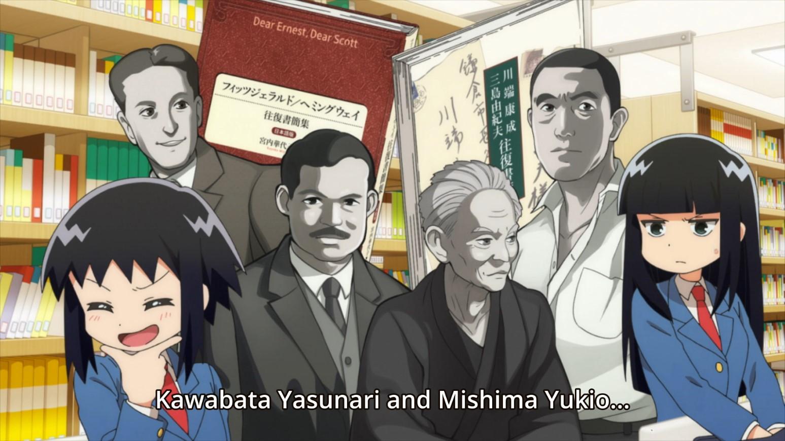 [2.0] Caméos et clins d'oeil dans les anime et mangas!  - Page 9 530915HorribleSubsBernardJouIwaku111080pmkvsnapshot010320161216184503