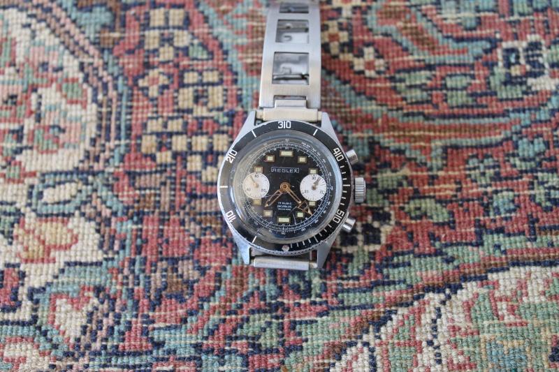 Daytona - montre chrono reglex style daytona 531057IMG6146