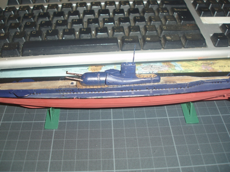 sous-marin SURCOUF 1/400 531212P6160210