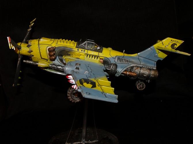 Messerschmitt ork - FINI !!!! 531809Messerschmittork13jpg