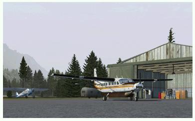 Acheminer un pêcheur jusqu'à l'aéroport de Trout Lake le 11 avril 533079Capture