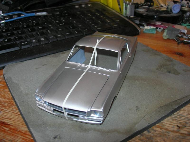 """Mustang Fastback""""65 Revell. 534334DSCN9950"""