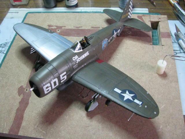 Restauration P-47D Monogram 1/48 .......Terminé!  - Page 2 534687IMG5991