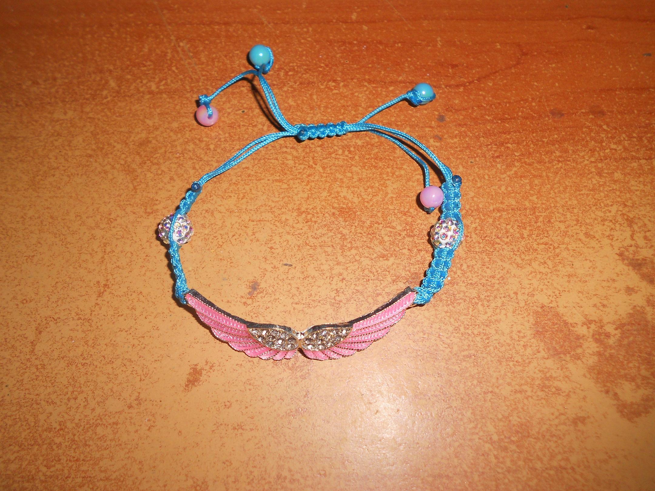 un bracelet en hommage a votre ange 534720braceletmadyetadele001