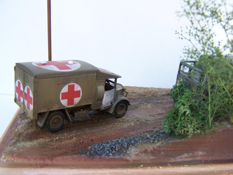 AEC Matador et Ambulance Austin K2 535032MatadorAustinK2021