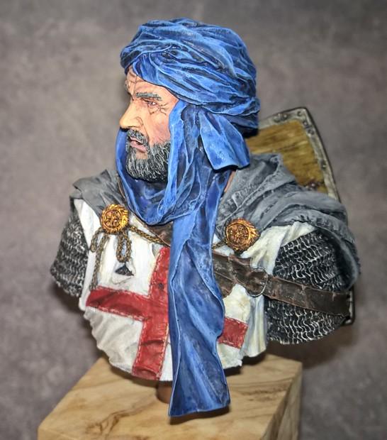 Templier à Jérusalem - Premier buste 535215Templier6