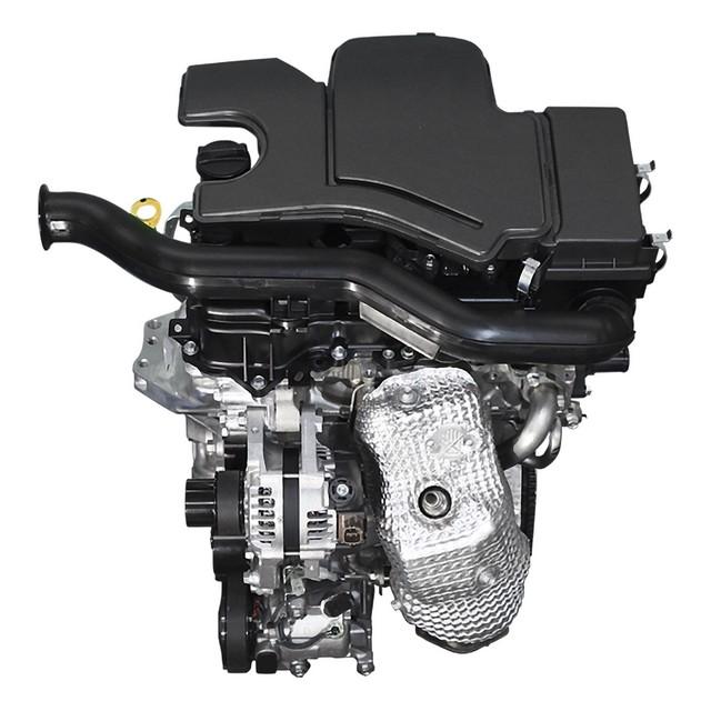 Nouvelle Toyota Yaris 5355422014YARISENGINE10