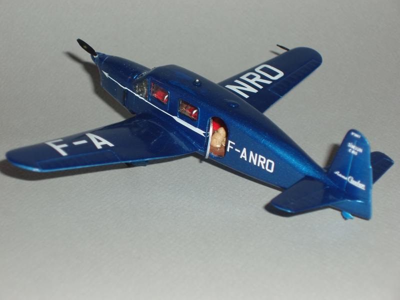 CAUDRON C-635 Simoun  (version Air Bleu). 1936 535978cs31