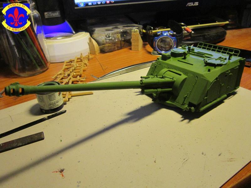 AMX 30 AUF1 au 1/35 d'Heller par Pascal 94 - Page 3 536211IMG33061