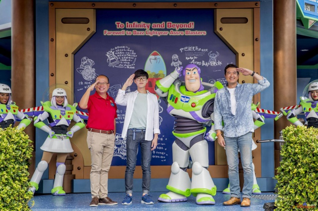 [Hong Kong Disneyland] Nouveau Land Marvel Universe (2019 - 2023) - Page 2 537828w956