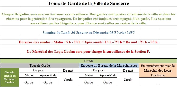 [RP] Plannings des Tours de Gardes de la Ville de Sancerre 5384981Planning
