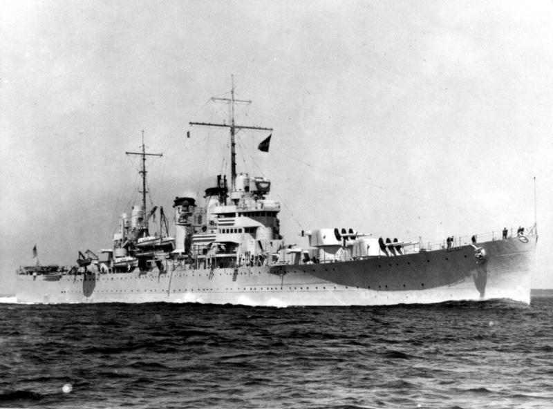 USN CROISEUR LOURD USS WICHITA 538573164329USSBoise