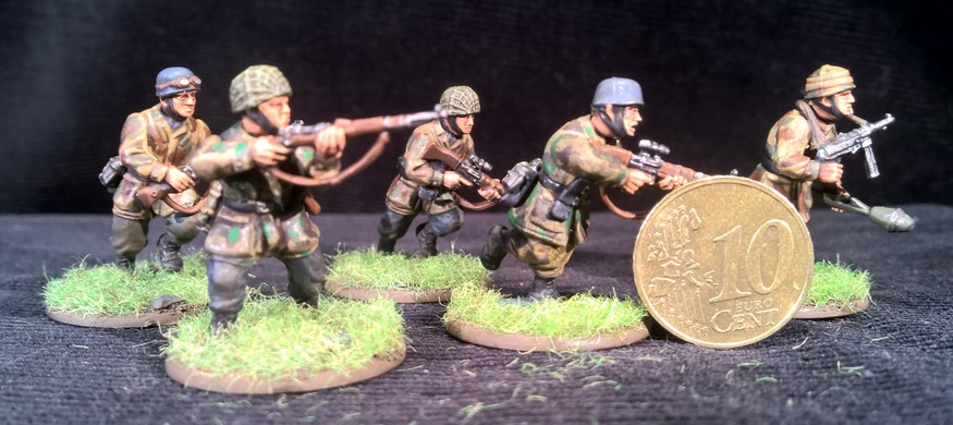 Bolt Action  - Quelques blindés ! 539686Fallschirmjager7