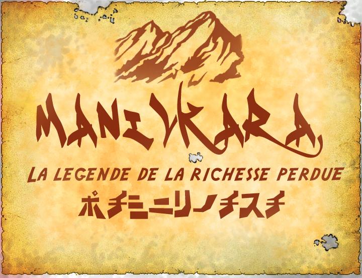 Manilkara, The Legend of the Lost Wealth 539776Manilkaralogo