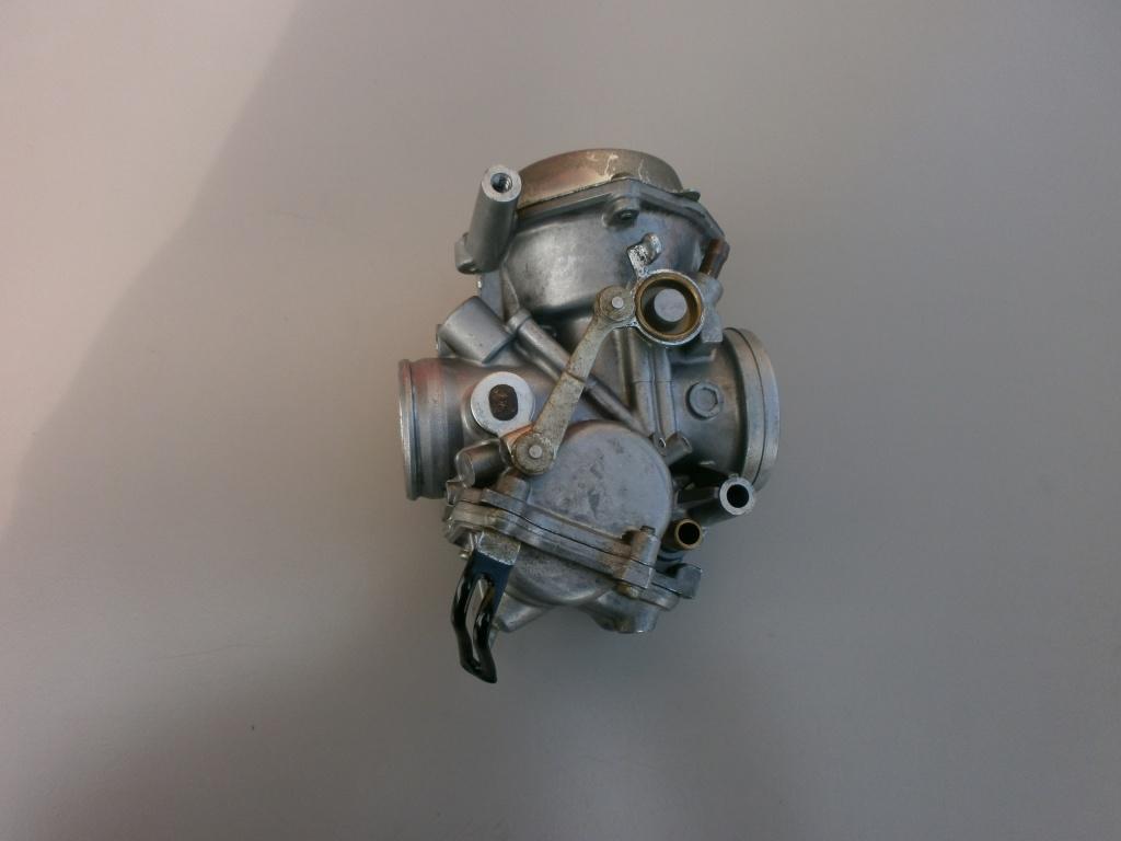 Nettoyage carburateurs de transalp 600 540895P2140012