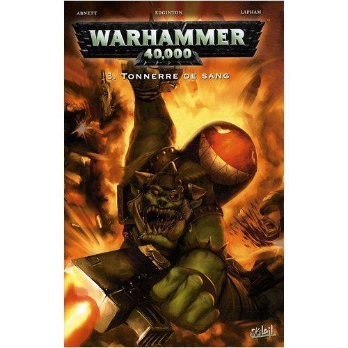 Warhammer 40K en Bande Dessinée (Non Black Library) 541106BD3