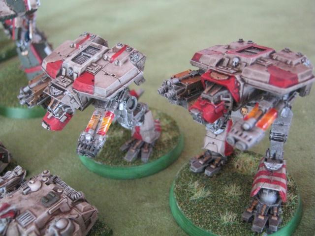 [ZeCid] Mes troupes de trouffions SM, impériaux et tytys 541731warhounds