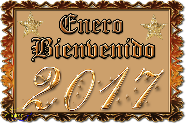 cartel bienvenid@ 541813bienvenidoenero