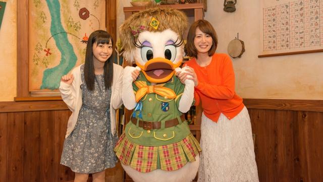 [Tokyo Disneyland] Nouveaux Meet & Greet et restaurant à Westernland (22 novembre 2016) 542090w181