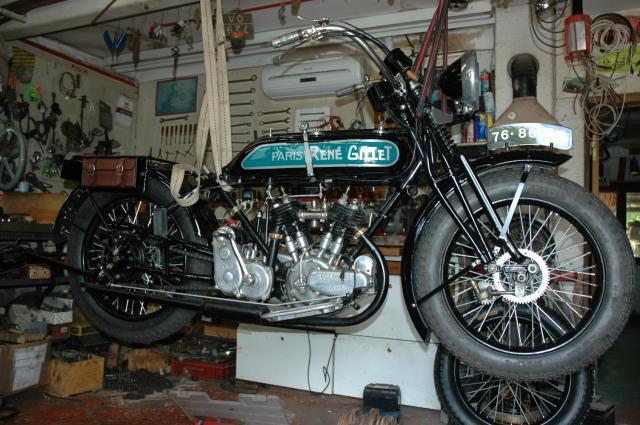Moto René Gillet 750 type G 1929 - Page 6 543042DSC6896