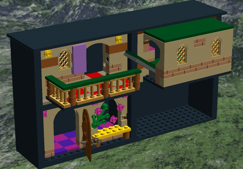 [MOC] Boîte de présentation Moi et mon dragon, en mini-maison de campagne 543603boite15