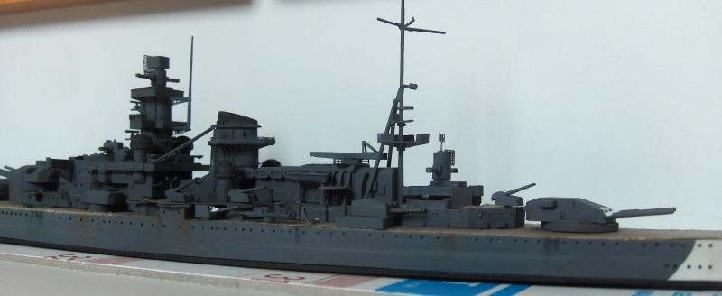 Scharnhorst 1/700  [Tamiya] par Flash 543818HPIM2217