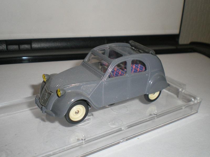 Citroën 2CV - Vitesse 1/43. 544389IMGP4042
