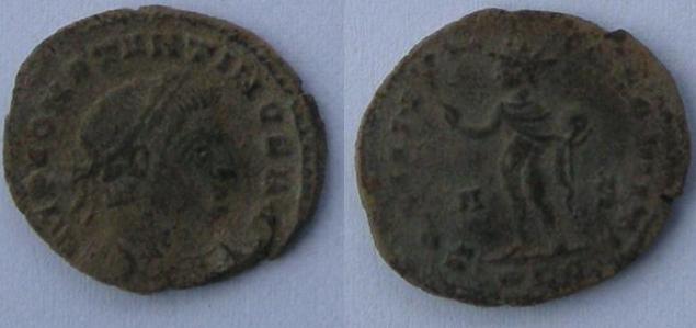 Nettoyage des monnaies romaines .... 546145Cons1