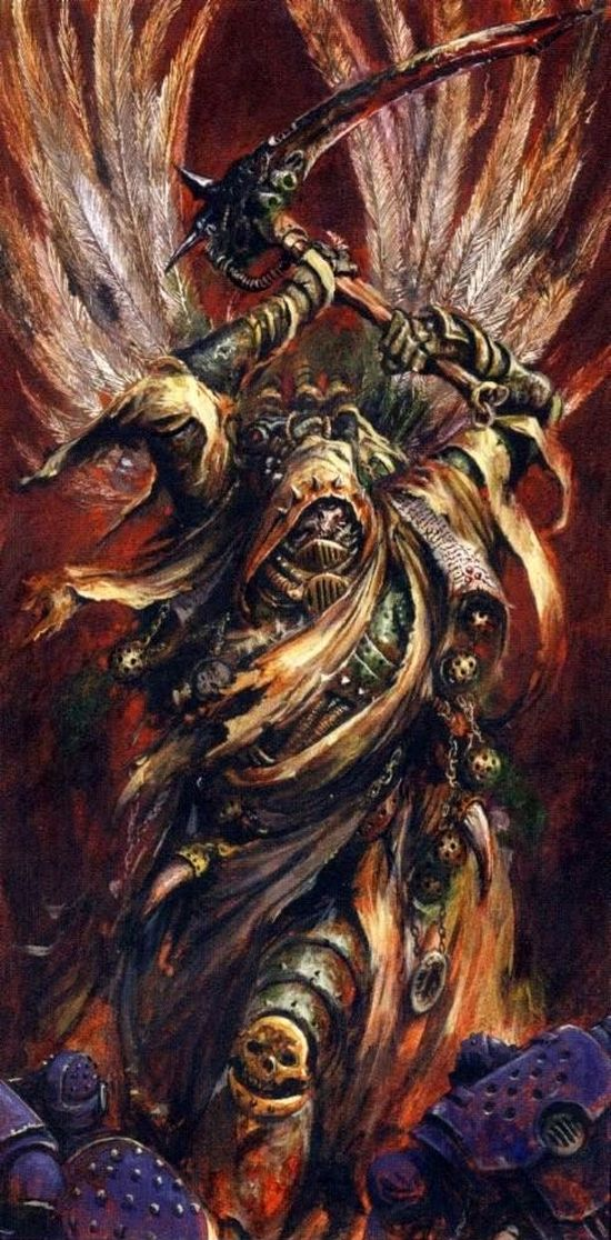 [W30K] Collections d'images : Les Primarques 548359MortarionPrinceofDecay